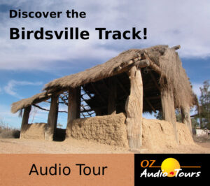Birdsville Track Audio Tour Product Image