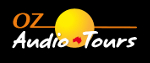Birdsville Track Audio Tour website logo - Oz Audio Tours
