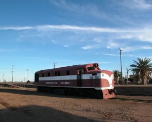 Marree Train